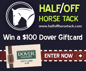 win a 100  dollar giftcard to Dover Saddlery