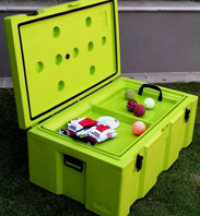 Big Terrain Trunk Locker