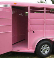 Calico Brand True Love Pink Trailer