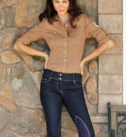 Goode Rider Couture Riding Breeches