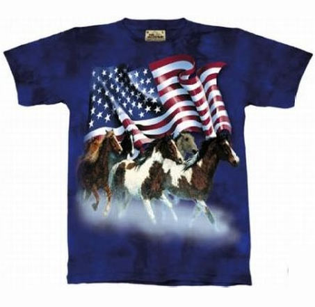 Show Horse Gallery - The Horse Graphic Tee