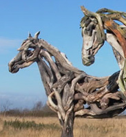 Heather Jansch, Sculpture