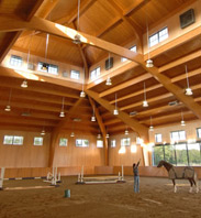 A Truly Drool-worthy Indoor Arena