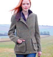 Joules Womens Tweed Jacket