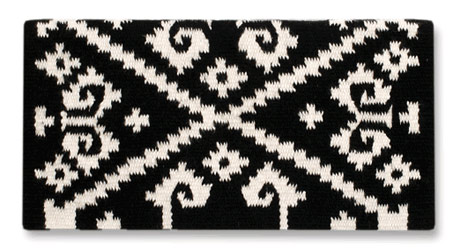 Show Horse Gallery - Mayatex Chaparral Saddle Blanket