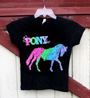 Pony Love Tee Shirt