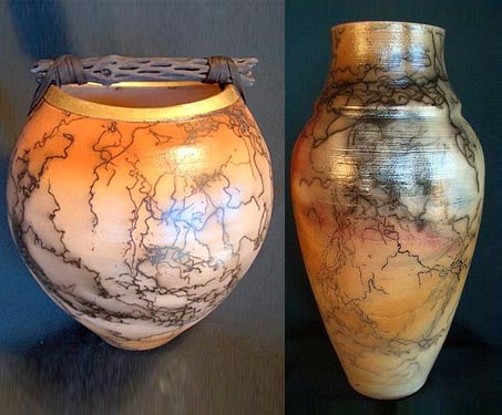 Rob Drexel Horsehair Pottery Show Horse Gallery A