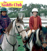 Saddle Club TV Series