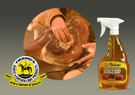 Fiebing S Liquid Glycerin Saddle Soap Show Horse Gallery