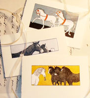 Horse Lovers Cards by Stories Divinations