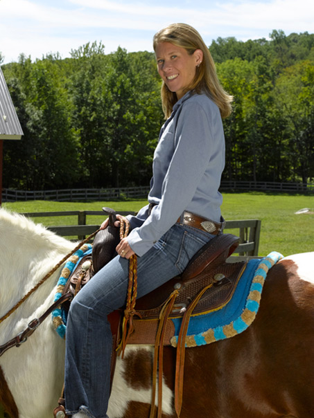 Show Horse Gallery - Western Legend Saddle Pads by White Eagle